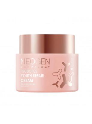 Восстанавливающий крем с пробиотиками и пептидами Neogen Dermalogy Probiotics Youth Repair Cream