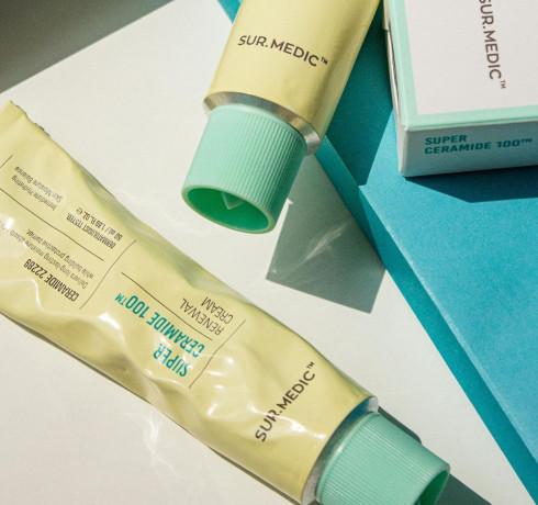 Восстанавливающий крем с керамидами SUR.MEDIC+ Super Ceramide 100™ Renewal Cream