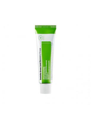 Успокаивающий крем для восстановления кожи с центеллой Purito Centella Green Level Recovery Cream