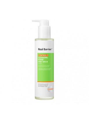 Гель для умывания Real Barrier Control-T Cleansing Foam