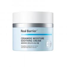 Ламеллярный увлажняющий крем с керамидами Real Barrier Ceramide Moisture Soothing Cream