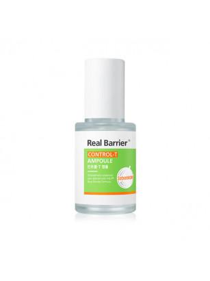 Себорегулирующая ампула для жирной кожи Real Barrier Control-T Ampoule