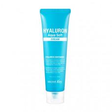 Гиалуроновый крем для лица Secret Key Hyaluron Aqua Soft Cream