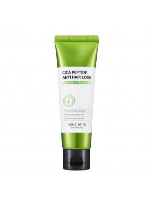 Укрепляющая маска для волос с центеллой и пептидами Some By Mi Cica Peptide Anti Hair Loss Treatment