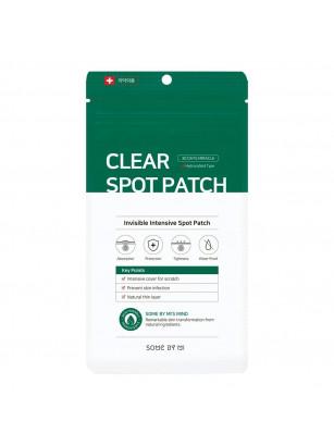 Антибактериальные наклейки против прыщей Some By Mi 30 Days Miracle Clear Spot Patch