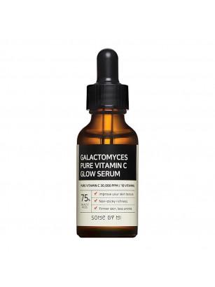 Осветляющая сыворотка с витамином С Some By Mi Galactomyces Pure Vitamin C Glow Serum