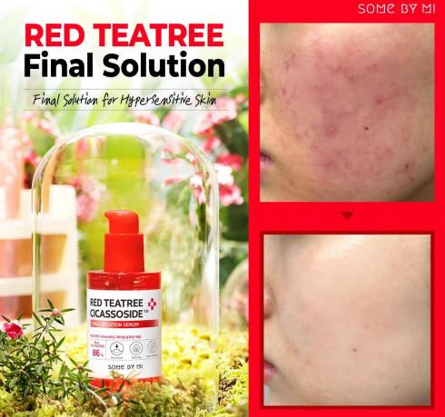 Сыворотка для проблемной кожи Some By Mi Red Tea Tree Cicassoside Final Solution Serum