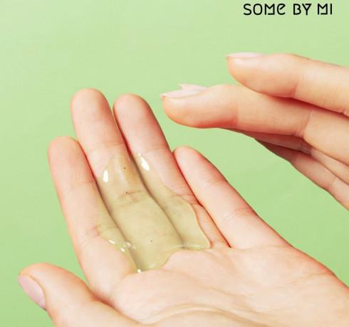 Гель для умывания с чаем матча Some By Mi Super Matcha Pore Clean Cleansing Gel