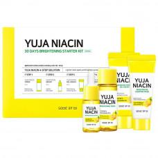 Набор для выравнивания тона с юдзу Some By Mi Yuja Niacin 30 Days Brightening Starter Kit