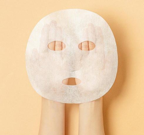 Осветляющая маска с ниацинамидом и юдзу Some By Mi Yuja Niacin 30days Blemish Care Serum Mask
