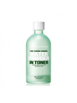 Тоник для жирной кожи So'Natural Pore Tensing Carbonic Water Powder In Toner