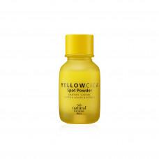 Точечная сыворотка для проблемной кожи лица So Natural Yellow Cica Spot Powder