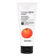 Пенка для умывания Tony Moly Clean Dew Red Grapefruit Foam Cleanser